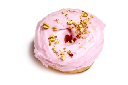 Turkish Delight donut by wicked donuts