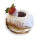 English Tea donut by wicked donuts