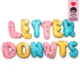 Wicked-Donuts-Letter-Donuts
