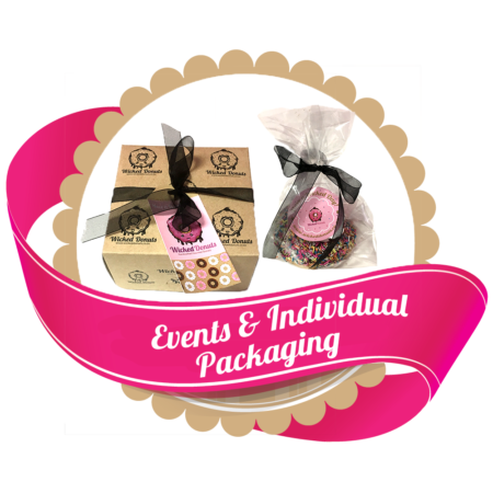 Events & Individual Packaging