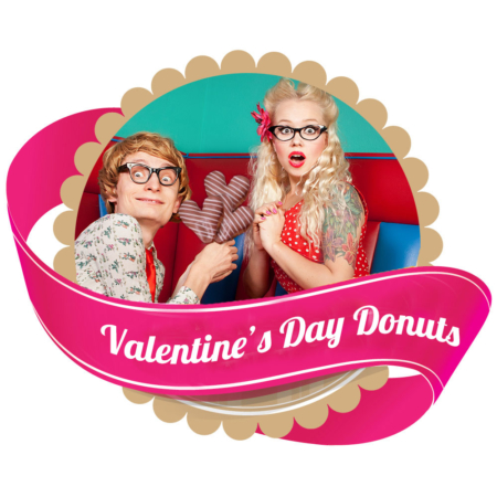 Romantic Donuts