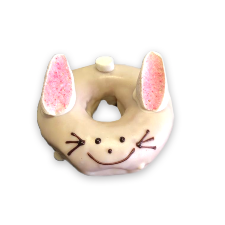 Easter Bunny Donut